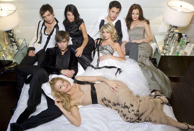 """""""Gossip Girl"""" (2007–2012)"""