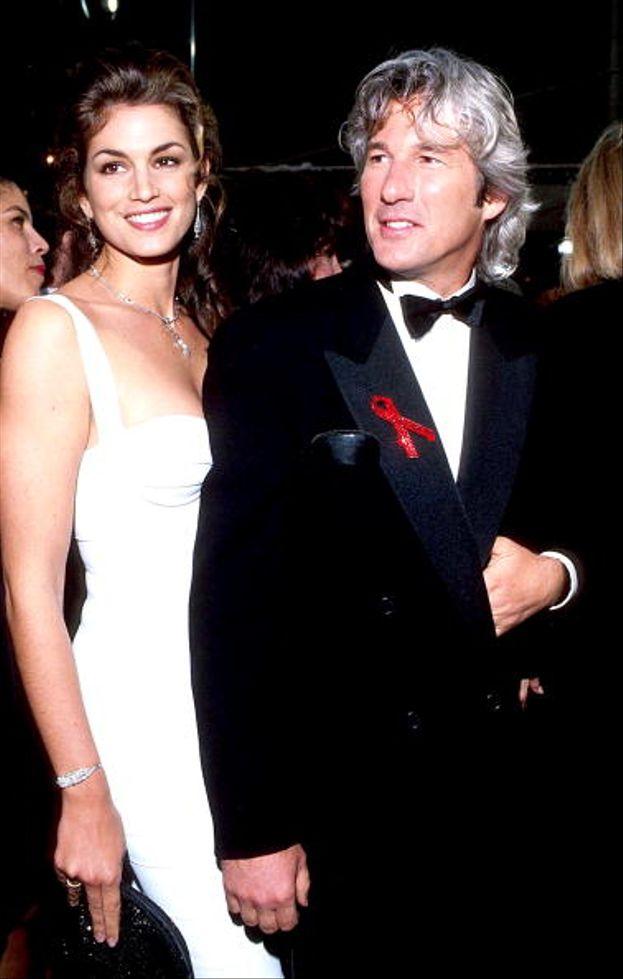 Cindy Crawford e Richard Gere, Academy Awards 1992
