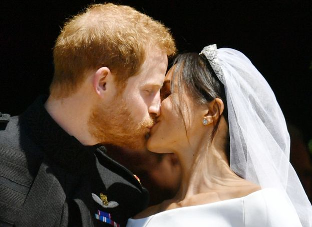 1. Principe Harry e Meghan Markle
