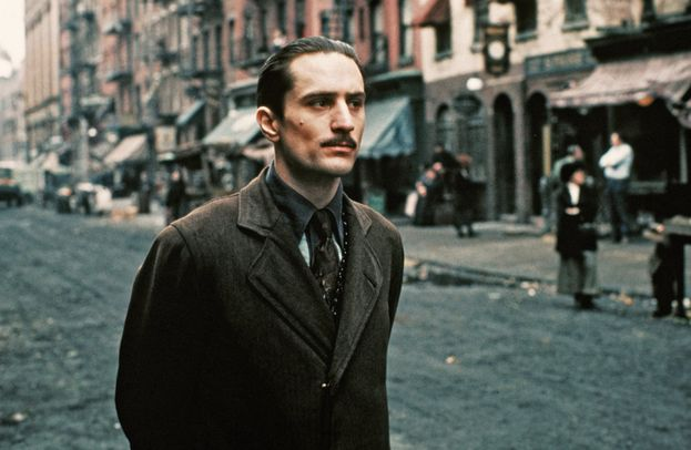 "Robert De Niro - ""Il padrino - Parte II"" (1974)"