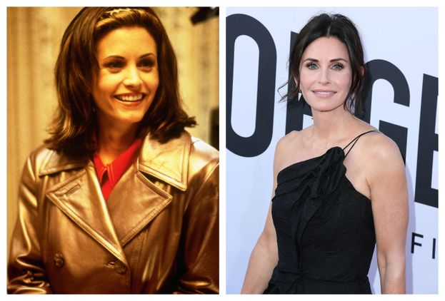 Courteney Cox (Gale Weathers)