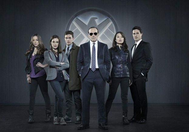 """Agents of S.H.I.E.L.D."" (2013 - in corso)"