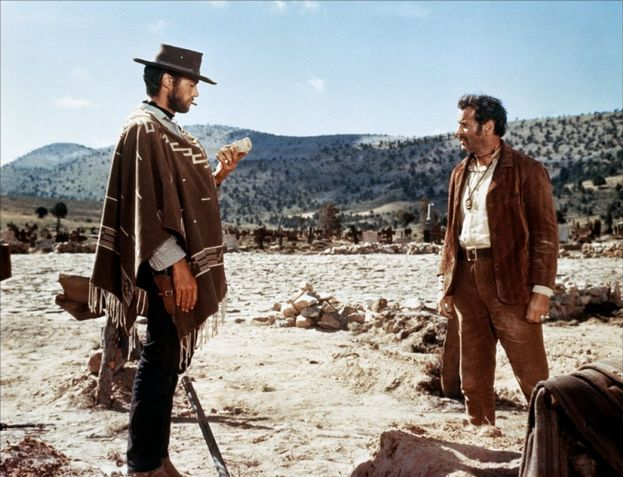 """""""Vedi, il mondo si divide in due categorie: chi ha la pistola carica e chi scava. Tu scavi."""""""