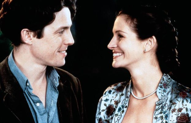 "Julia Roberts e Hugh Grant - ""Notting Hill"" (1999)"