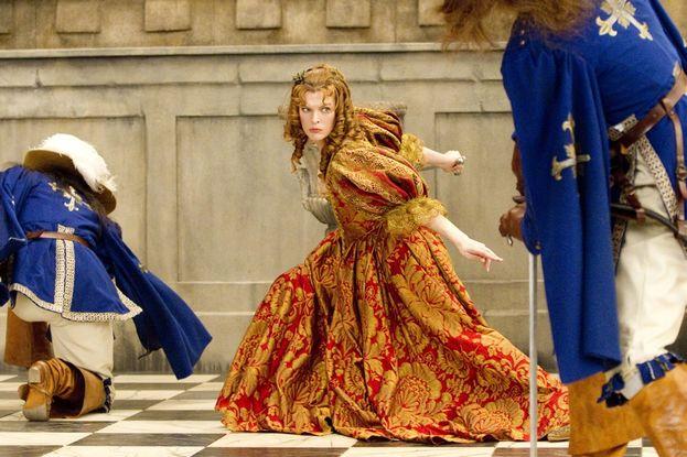 """I tre moschettieri"" (2011) - Milady de Winter"