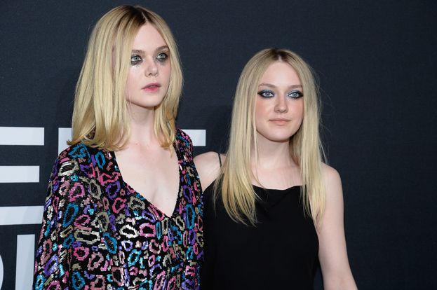 Dakota ed Elle Fanning