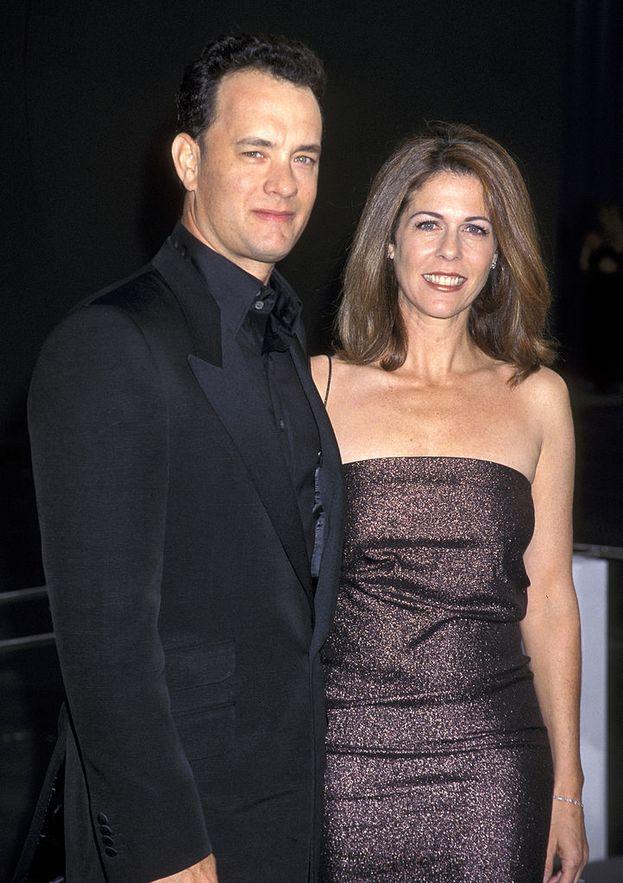 Tom Hanks e Rita Wilson, sposati dal 1988