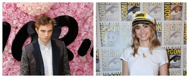 Robert Pattinson e Suki Waterhouse