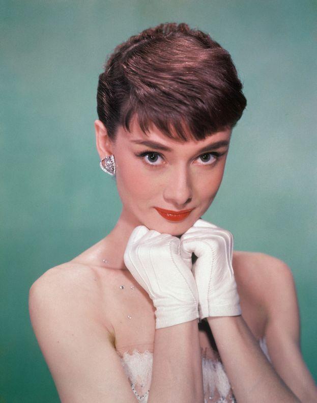 Audrey Hepburn - Ixelles (Belgio)