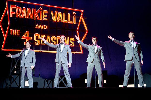 """Jersey Boys"", (2014)"