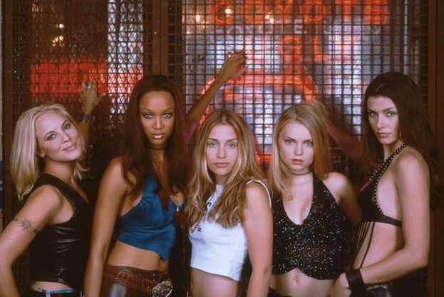 Le protagoniste de Le ragazze del Coyote Ugly
