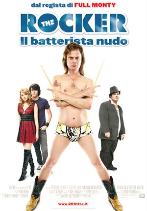 The Rocker - Il batterista nudo