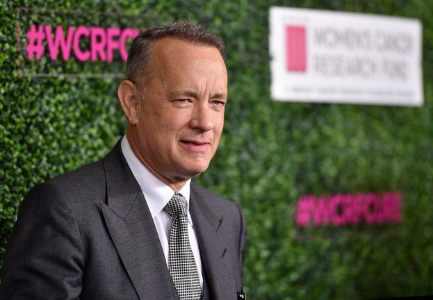 "Tom Hanks - ""Cast Away"" (2000)"