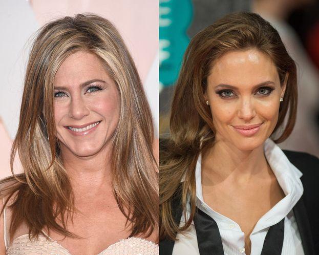 Jennifer Aniston vs. Angelina Jolie
