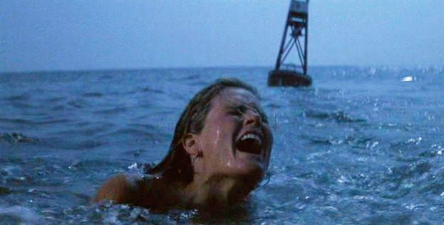 """""""Lo squalo"""" (1975)"""