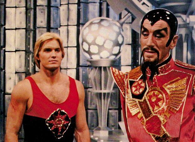"""""""Flash Gordon"""" (1980)"""