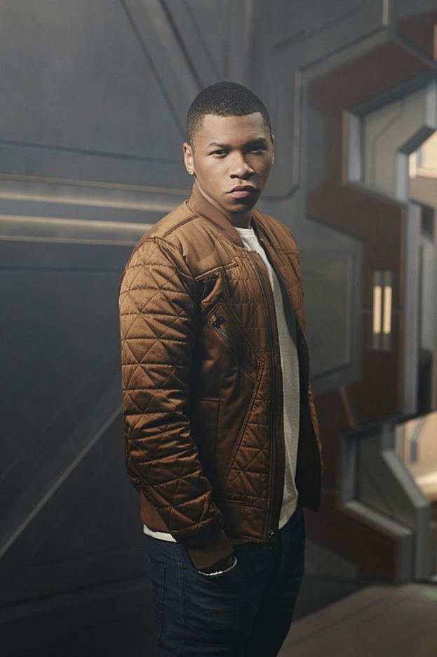 "Franz Drameh - ""Legends of Tomorrow"""