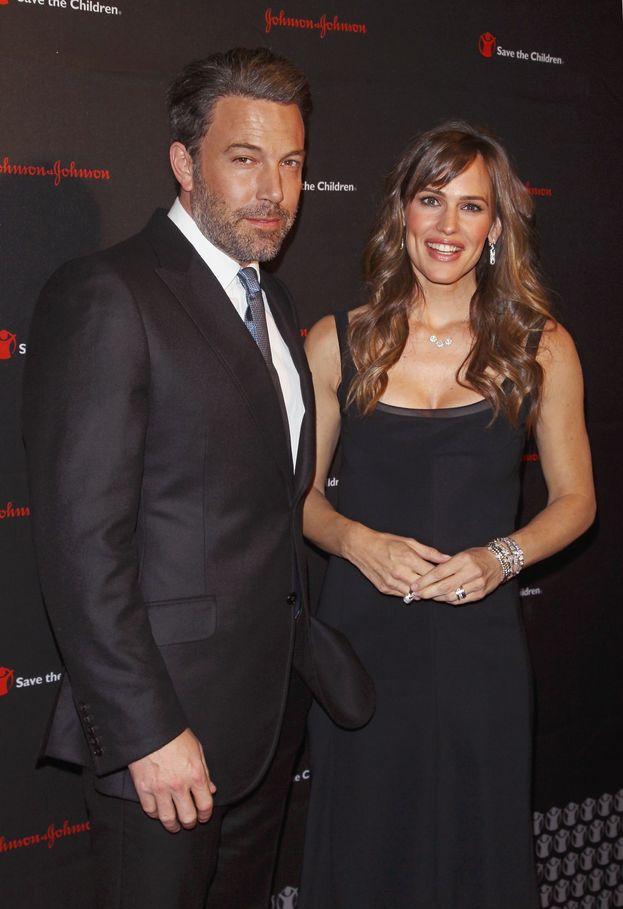 Ben Affleck e Jennifer Garner, 2004-2015