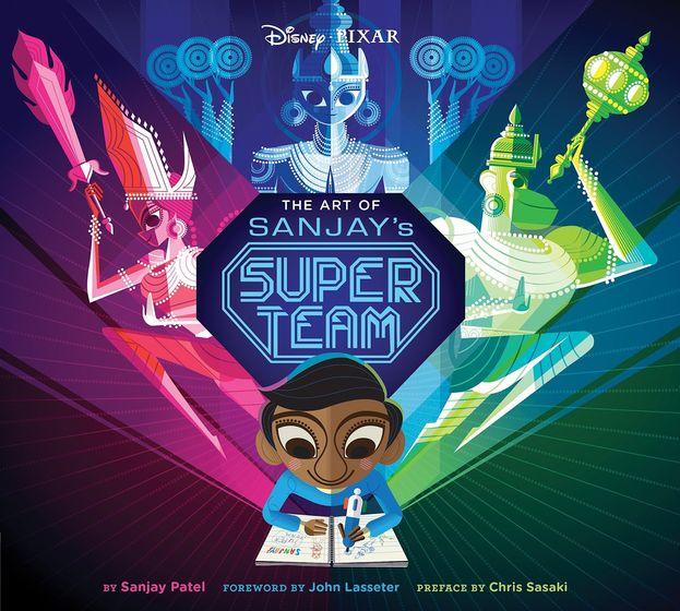 Sanjay's Superteam