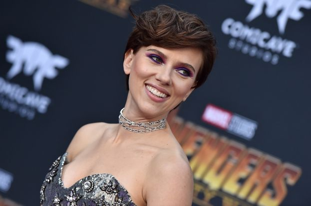 Vedova Nera (Scarlett Johansson nei cinecomics Marvel)