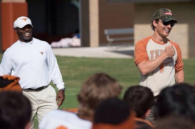 Matthew McConaughey - University of Texas (football)