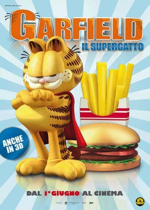 Garfield il Supergatto