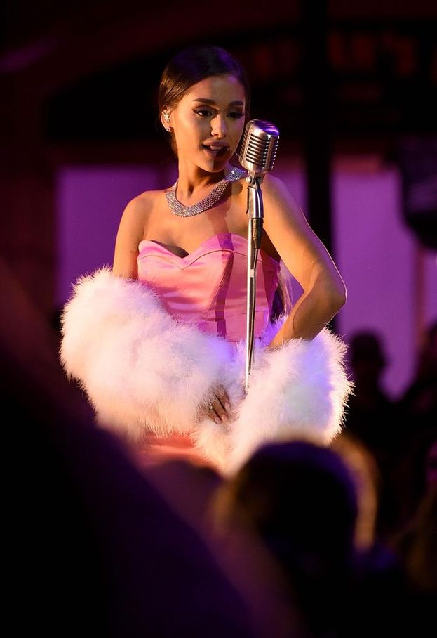 La classe di Ariana Grande