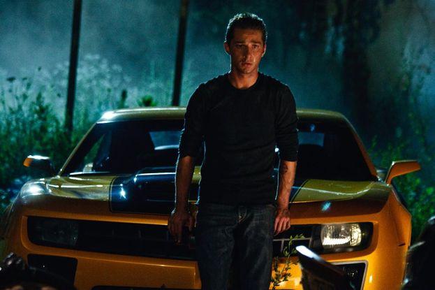 """Shia LaBeouf su """"Transformers - La vendetta del caduto"""" (2009)"""