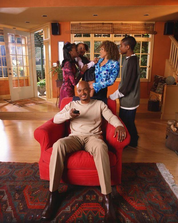 "Michael Kyle (Damon Wayans) - ""Tutto in famiglia"""