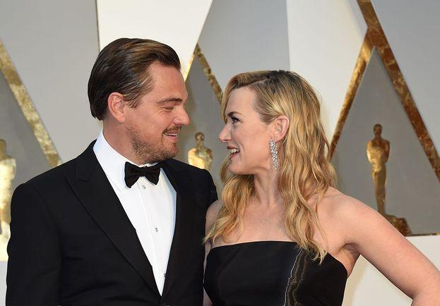 Leo e Kate si sono presentati insieme agli Academy Awards 2016
