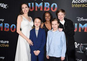 Dumbo: le star alla premiere mondiale, da Angelina Jolie a Colin Farrell