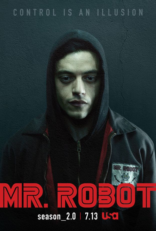 "Miglior attore protagonista in una serie drammatica: Rami Malek per ""Mr. Robot"""