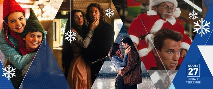 E' Natale ogni giorno con le grandi storie di Paramount Channel