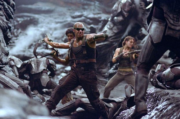 """The Chronicles Of Riddick"" (2004)"