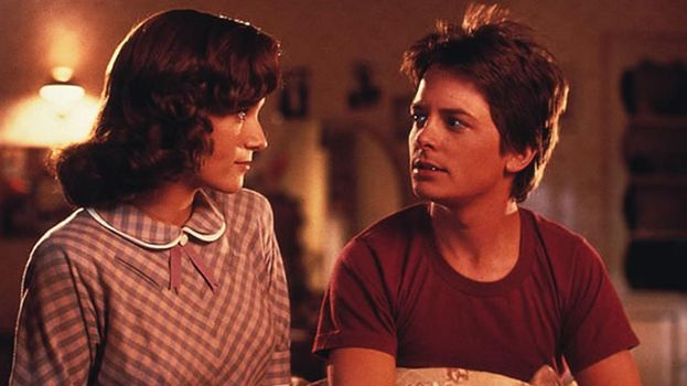 """McFly – """"Ritorno al futuro"""" (1985)"""