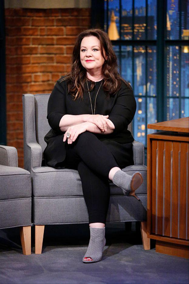 Melissa McCarthy (Sookie di Una mamma per amica)