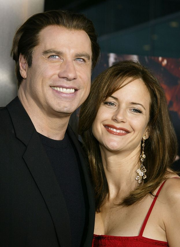 John Travolta e Kelly Preston, sposati dal 1991