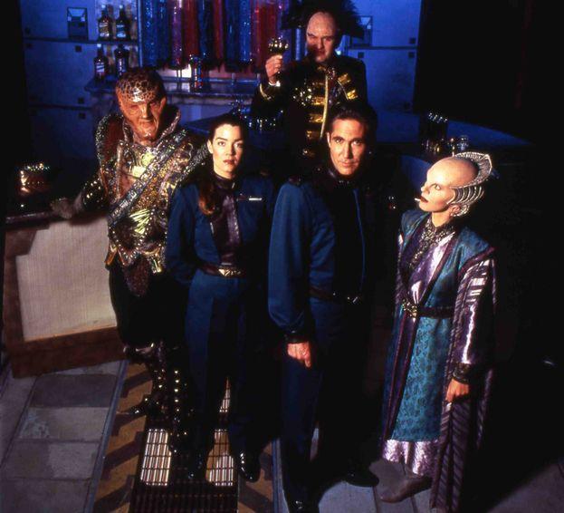 """""""Babylon 5"""" (1994–1998)"""