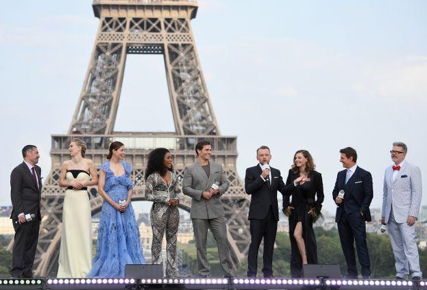 Il cast di Mission: Impossible - Fallout