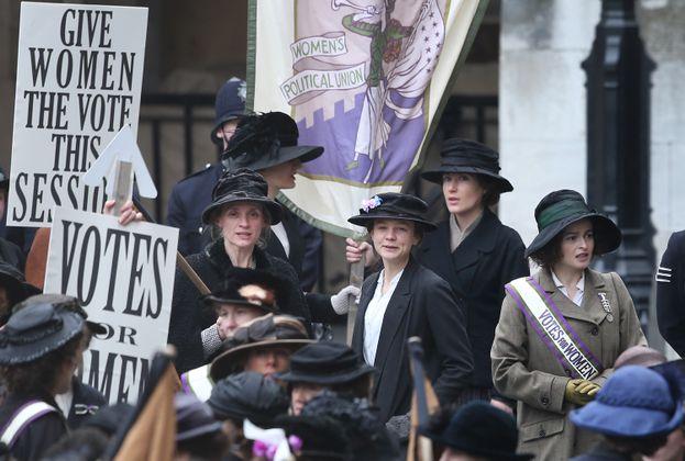 """""""Suffragette"""" - (2015)"""