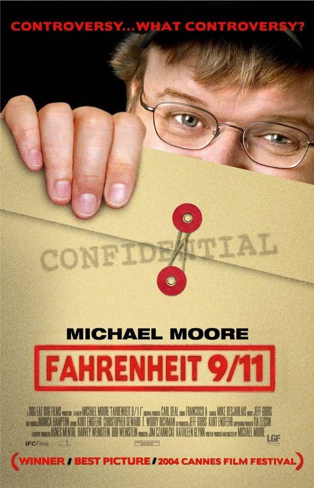 """""""Fahrenheit 9/11"""" (2004)"""