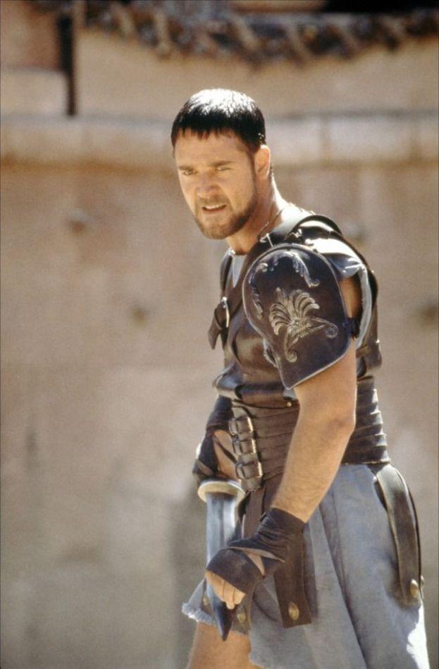 Russell Crowe - Wolverine
