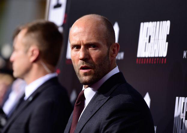 """Jason Statham - """"I mercenari 3"""" (2014)"""