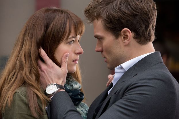 "Dakota Johnson e Jamie Dornan - ""50 sfumature di grigio"" (2015)"