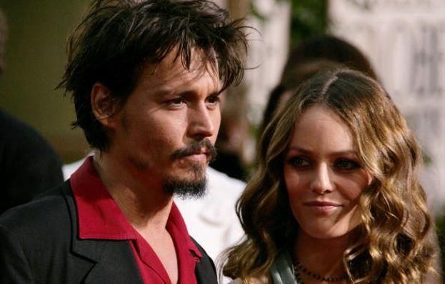 Johnny Depp e Vanessa Paradis, 1998-2012