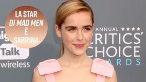 Alla scoperta di Kiernan Shipka, da Mad Men alla nuova Sabrina di Netflix