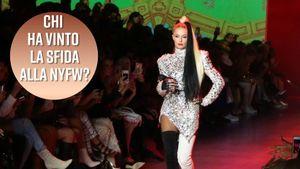 Battaglia alla settimana della moda di New York
