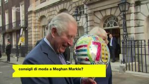 I consigli di stile del principe Carlo a Meghan Markle per il suo primo Royal Tour