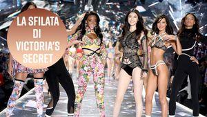 5 speciali momenti alla sfilata di Victoria's Secret