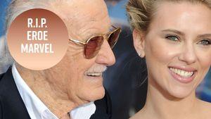Il tributo dei Vip a Stan Lee